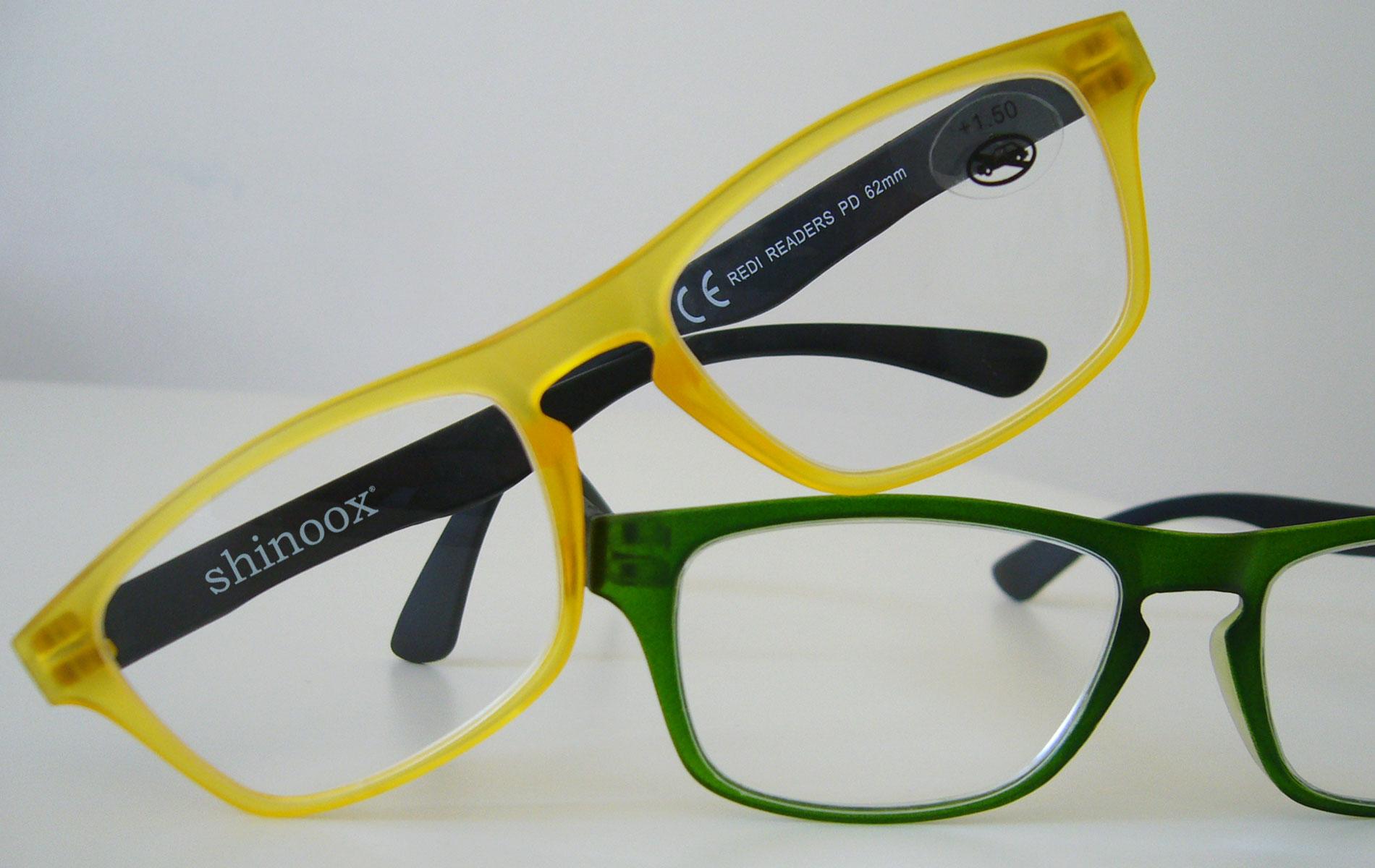 occhiali shinoox da lettura pre graduati